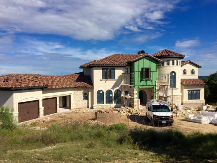 custom austin, texas, home builder
