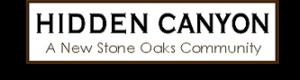 Hidden Canyon, San Antonio, Builder, Brookview Builders
