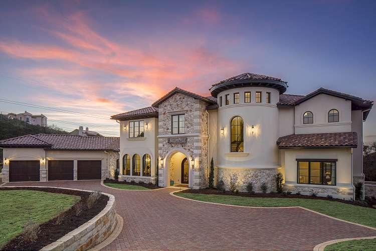 Seven Oaks, Austin, Custom Builder