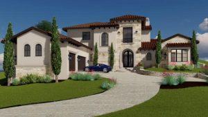 Lago Vista. Custom Home Builder