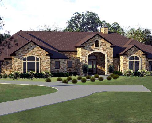 Twin Peak, San Antonio, TX, Custom Home Builder