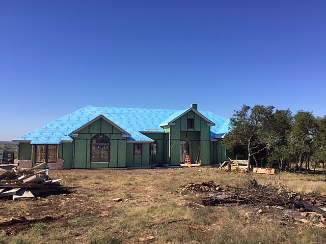 custom home builder, san antonio